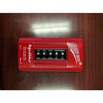 Custom Hughes & Kettner Red Box 5