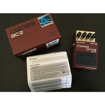 Custom Boss BC-2 Combo Drive