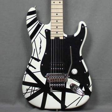 Custom NEW EVH Striped Series Electric Guitar - FREE SHIP