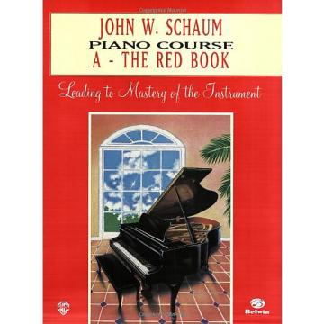 Custom John W. Schaum Piano Course - B The Blue Book