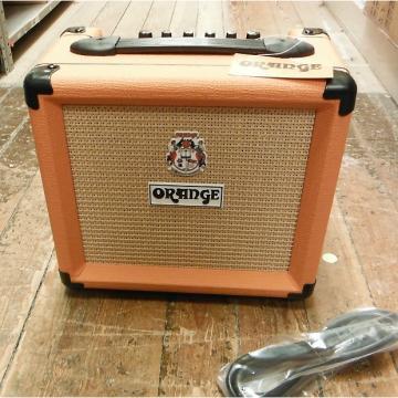 Custom Orange Crush 12 Guitar Combo 2016