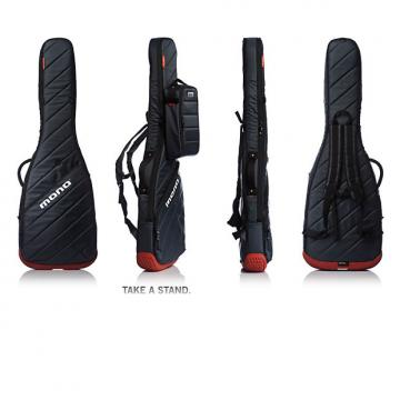 Custom Mono Mono Bass Guitar Vertigo Case Gig Bag - Upgrade only  Blk