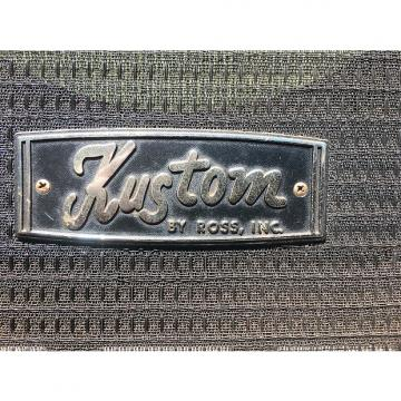 Custom Kustom by Ross speaker emblem badge