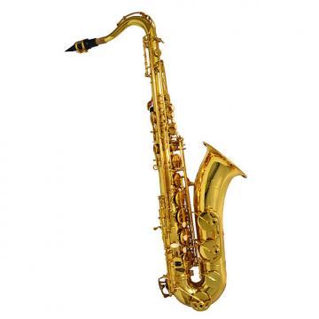 Custom Schiller American Heritage 400 Tenor Saxophone - Gold Knox