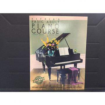 Custom Alfred's Basic Adult Piano Course Lesson Book Level 2