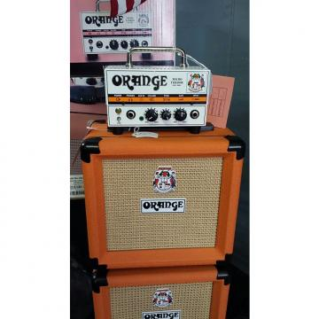 Custom Orange Micro Terror MT20 and PPC-108 Cab Store Demo