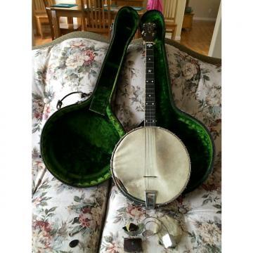 Custom Vega 4 string Banjo 1925