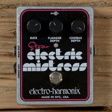 Custom Electro-Harmonix Stereo Electric Mistress USED