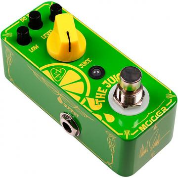 Custom Mooer The Juicer Distortion Effect Pedal