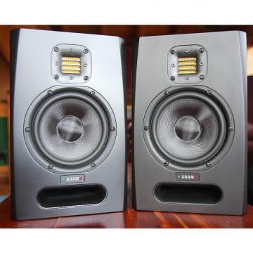 Custom Adam F5 Near Field Studio Monitors (Pair) - Mint Condition