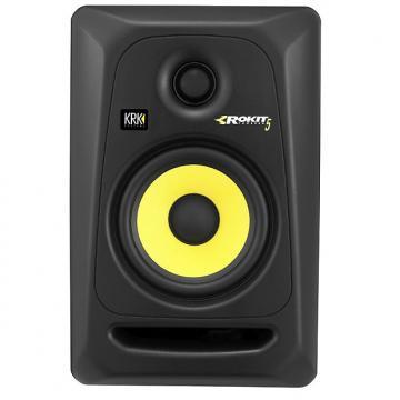 Custom KRK RP5G3W Rokit G3 5in Powered Studio Monitor Wt