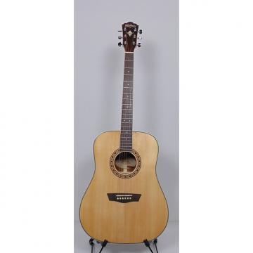 Custom Washburn  WD20S Acoustic Guitar 311629903 Natural