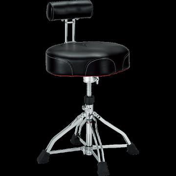 Custom Tama  HT741B Ergo Rider Quartet Throne w/ Backrest