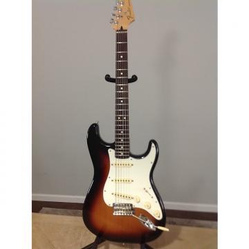 Custom Fender Stratocaster MOD 2017 Brown Sunburst