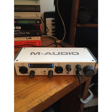 Custom M-Audio M-Track II USB Audio Interface