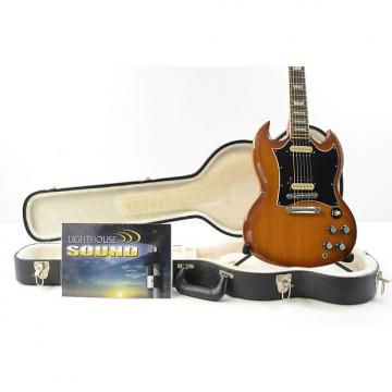 Custom 2011 Gibson SG Standard Electric Guitar - Honeyburst w/OHSC - USA
