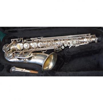 Custom Selmer Mark VI Alto Sax 1963 Silver plated