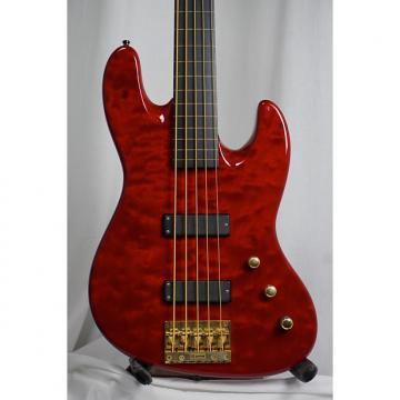 Custom Azola 5 String Bass Fretless