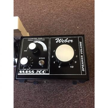 Custom Weber Mass 200 watt Attenuator ( fully loaded w/options ) 2017 Black