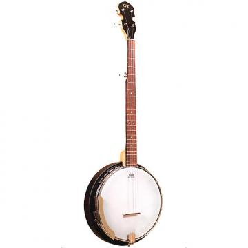 Custom Gold Tone AC-5/L Left-Handed Acoustic Composite 5-String Banjo with Gig Bag