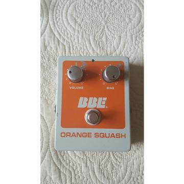 Custom BBE Orange Squash