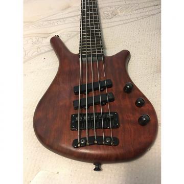 Custom Warwick Thumb NT 5 string 2002
