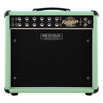 Custom Mesa Boogie Recto-Verb 25 Surf Green