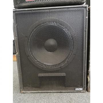 Custom EAW SB-180R Black 1x18 1000W (USA)