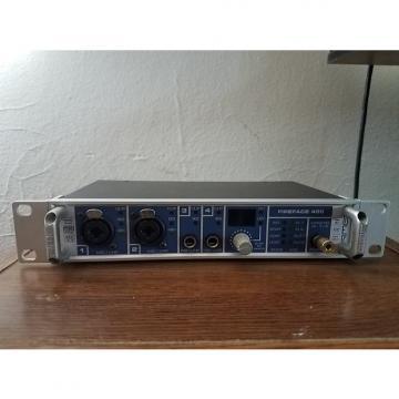 Custom RME Audio Fireface 400 Digital Recording Interface Firewire Audio