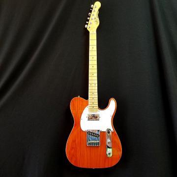 Custom G&L ASAT Classic Bluesboy