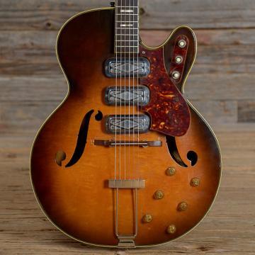 Custom Silvertone Model 1429L Sunburst 1962 (s075)