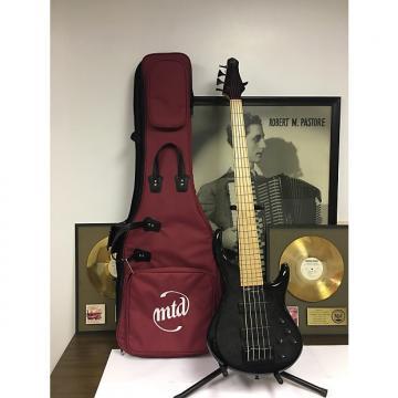 Custom MTD ZX Limited Edition Bass w/ UPGRADES