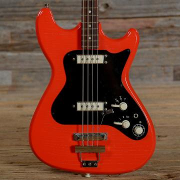 Custom Klira Bass Red 1960s