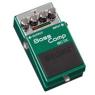 Custom Boss BC-1X Bass Comp
