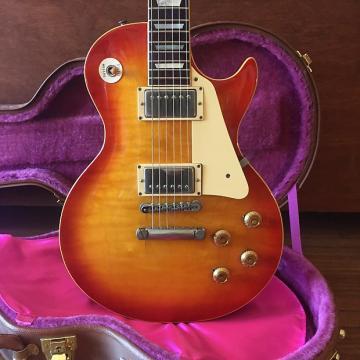 Custom 1980 Greco EGF-850 'Les Paul Standard Lawsuit' (Heritage Cherry Burst)