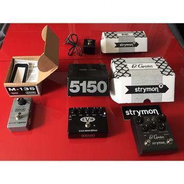 Custom Strymon El Capistan 2017 and New Favorite Switch 2017