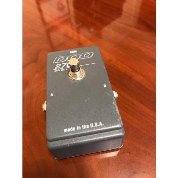 Custom DOD 270 A-B Box 80s Grey
