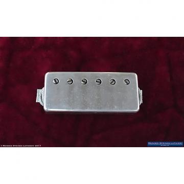 Custom 1963 Gibson Patent Number PAF Mini Humbucker Pickup Nickel Epiphone Sorrento Sheraton 1962 1961