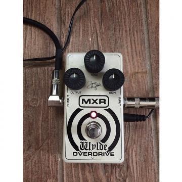 Custom MXR Zakk Wylde Overdrive