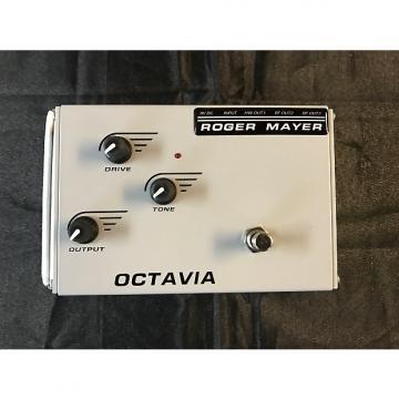 Custom Roger Mayer Vision Octavia  2014 Black & Gray