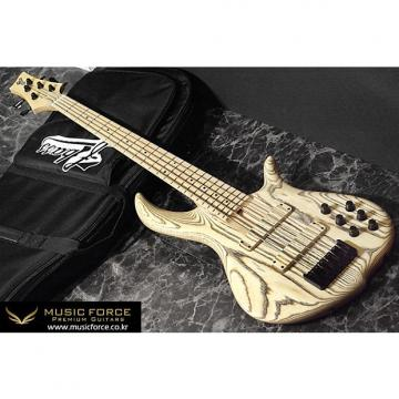 Custom F-Bass BN5 2016 Natural Gloss