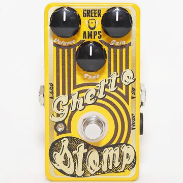Custom Greer Ghetto Stomp Limited Edition BC107B Overdrive