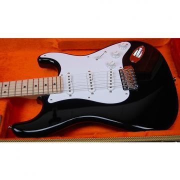 Custom Fender Eric Clapton Custom Shop Stratocaster 2017 Blackie Strat 100% Unplayed Mint Only 7lbs 9oz
