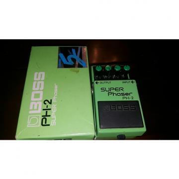 Custom Boss Ph2 1990s Green