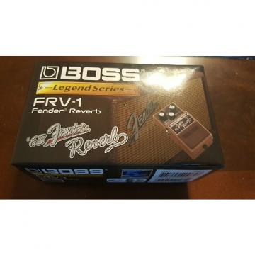 Custom Boss Frv1 2010s Brown