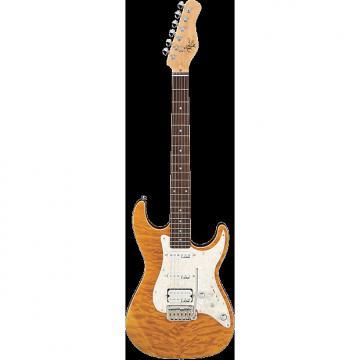 Custom Michael Kelly 1965 Amber electric guitar  - NEW - 1960s series