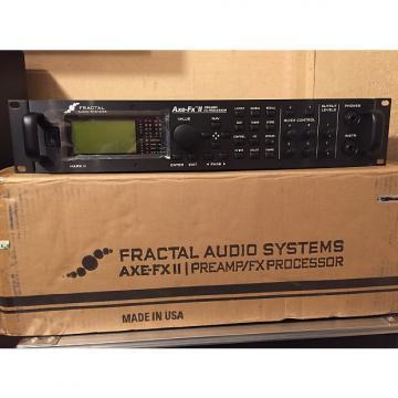 Custom Fractal Audio Systems  Axe-Fx ll Mark ll