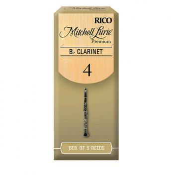 Custom Mitchell Lurie Premium Clarinet Reed - 4