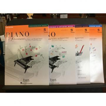 Custom Piano Adventures Level 2B - Performance