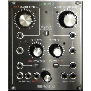 Custom Roland AIRA Scooper Modular Scatter Effect 2016 Black